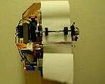 究極のナマケ道具!自動トイレットペーパー巻取り機