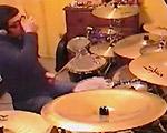 マリオの曲にあわせてドラムを叩く!