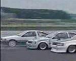 AE86(レビン・トレノ)の最速王座決定戦