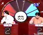 クイズ番組 0.9秒で解答する男性