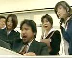 【漫画家】江川達也が再現ドラマに出演その演技力