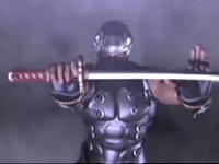 忍者外伝DS 縦置きスタイルでプレイ!