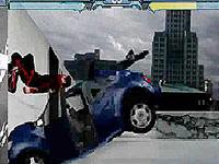 顔以外CGの3Dムービー 「RI Tekken Ep. 2」