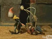 ちょっぴりホラーな人形アニメ『WORKU(ウォルク)』
