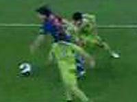 メッシ5人抜きゴール/スペイン国王杯