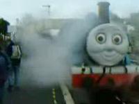 実在する機関車トーマス