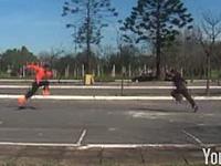 海外のオタクが作った決闘動画