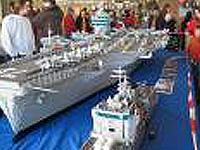 LEGOで巨大戦艦