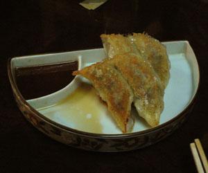 台北の餃子
