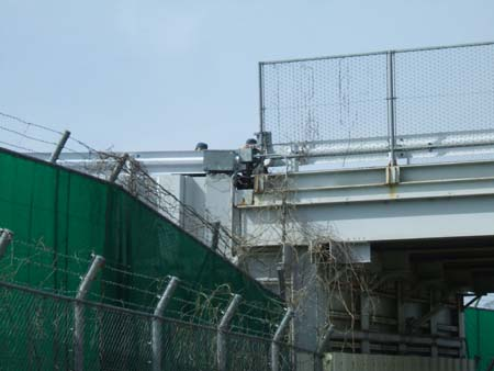 0225東峰の森伐採阻止ーデモ・監視