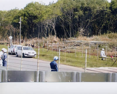 東峰の森伐採弾劾01