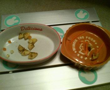 食べました!