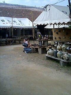 陶器市いろいろ