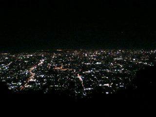 生駒の夜景☆
