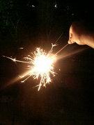 イメージは☆の花火