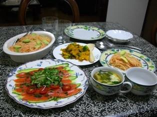 9月12日の晩ご飯