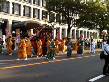 天神祭20111