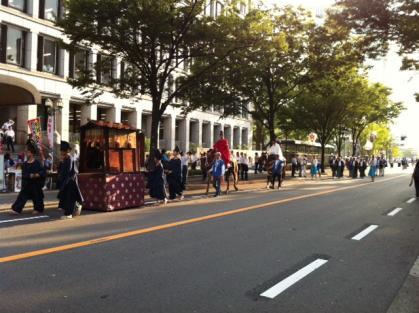 天神祭20112