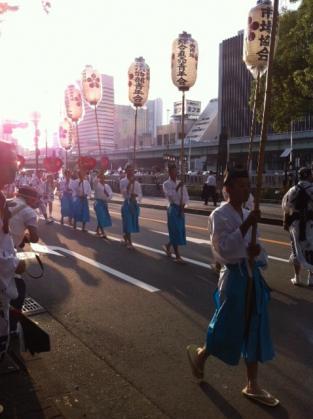 天神祭20115