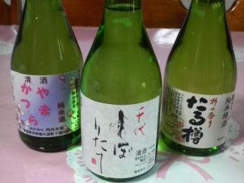 奈良の地酒1