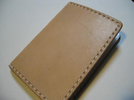 レザー(カードケース)