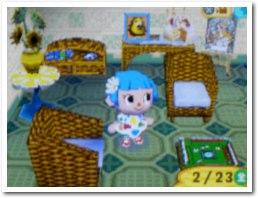シナモンの部屋