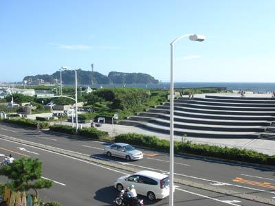 江ノ島一望