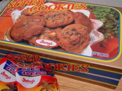 ジミーのクッキー