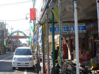 鶴見仲通商店街