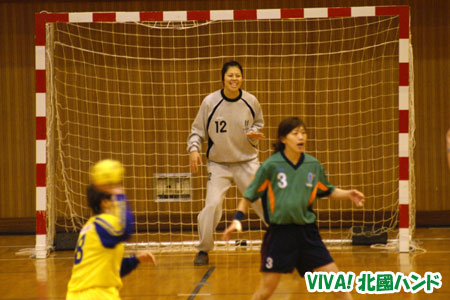 No.12 田代ひろみ選手