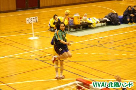 No.14 野路里子選手