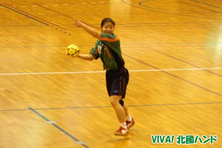 No.10 野路良子選手