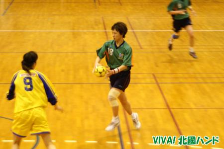 No.18 若松里佳選手