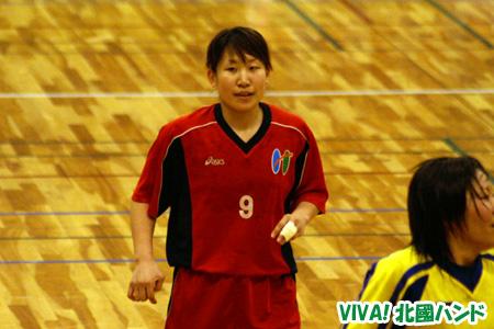 No.9 CP 横嶋かおる選手