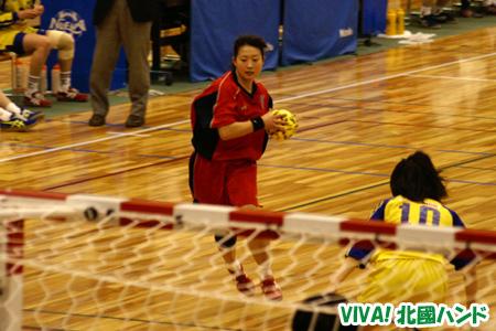 No.10 CP 野路良子選手