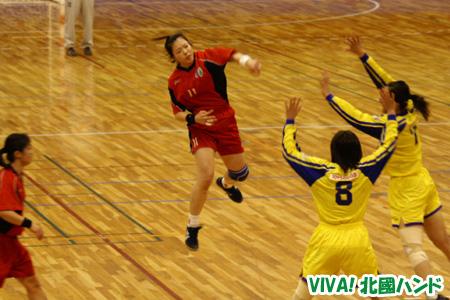 No.11 武井夏紀選手
