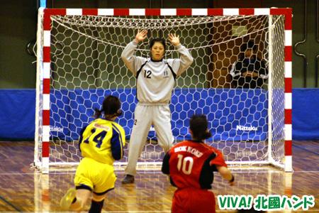 No.12 GK 田代ひろみ選手