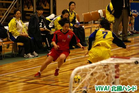 No.14 CP 野路里子選手
