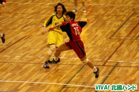 No.15 CP 井上めぐみ選手