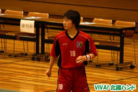 No.18 CP 若松里佳選手