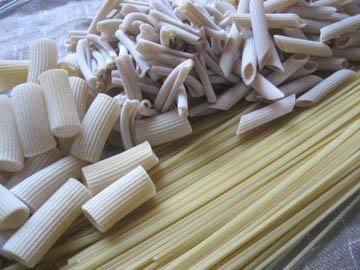 古代小麦パスタ5種