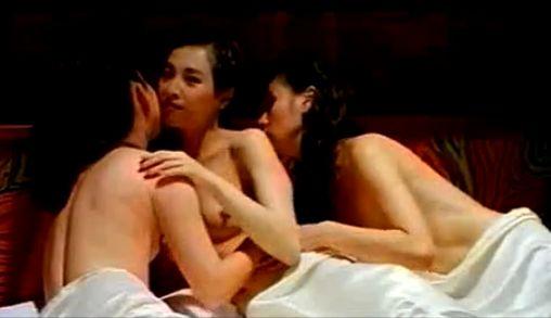 南果歩 映画『ルビーフルーツ』で有村つぐみ(ありむらつぐみ)とレズシーン