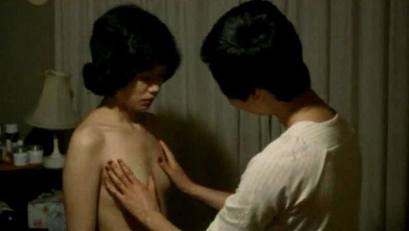 若芝順子 映画「Keiko」できたむらあきことラブシーン