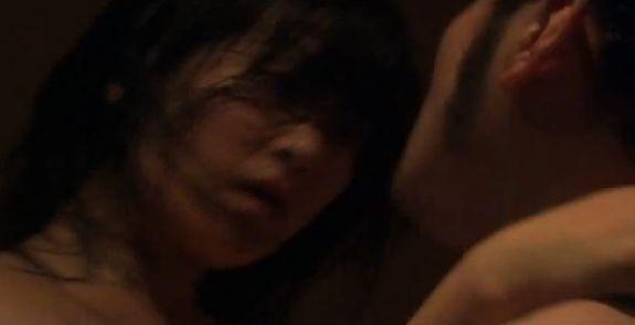 近藤綾乃 映画『象のなみだ』で対面座位の濡れ場