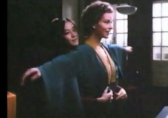 高樹澪 映画『卍/ベルリン・アフェア』でグドルン・ランドグレーベとレズシーン