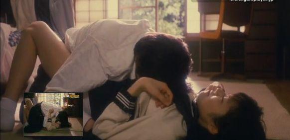 板谷由夏 映画『欲望』で無理やり犯される濡れ場