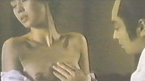 野村真美 映画『大奥十八景』でおっぱい吸われる濡れ場