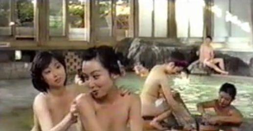 川上麻衣子 映画『でべそ』の銭湯入浴シーンでヌード披露