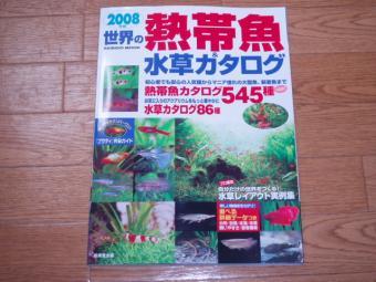 熱帯魚カタログ