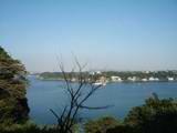 観潮荘からの眺望